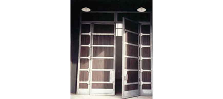 948 Wood Steel Door