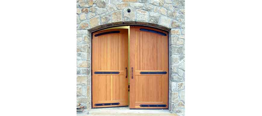 946 Super Wood Door